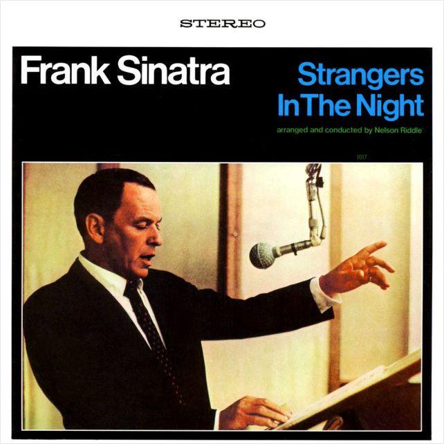 Frank Sinatra – Strangers In The Night (LP)Strangers In The Night – это студийный альбом американского певца Фркэнка Синатра. Он был выпущен в мае 1966 года под лейблом «Reprise Records». Более миллиона копий продано в США, за что альбом стал платиновым.<br>