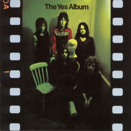 Yes – The Yes Album (LP) yes – the yes album lp