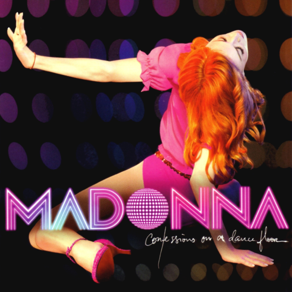 Madonna – Confessions on a Dance Floor (2 LP) madonna the confessions tour