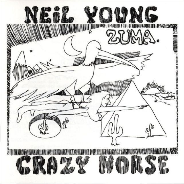 Neil Young, Crazy Horse – Zuma (LP) neil barrett футболка