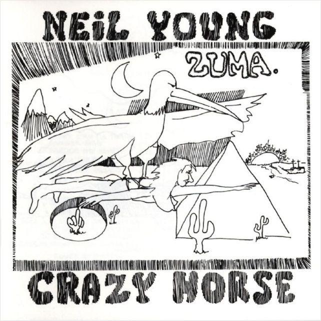 Neil Young, Crazy Horse – Zuma (LP)Переиздание седьмого студийного альбома Нила Янга «Zuma», вышедшего в ноябре 1975 года.<br>