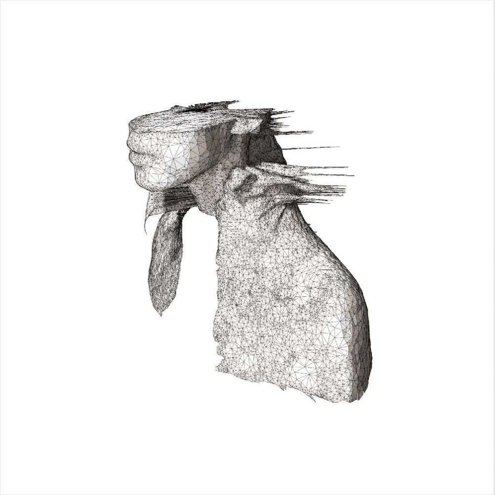 Coldplay – A Rush Of Blood To The Head (LP) weir a the martian a novel