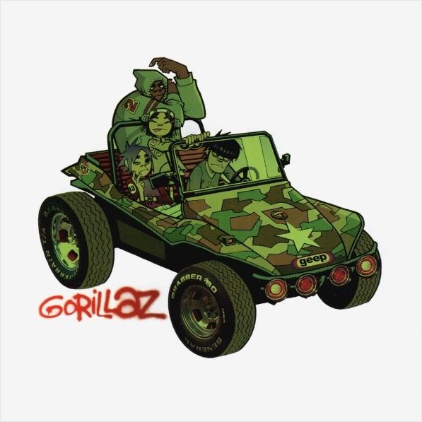 Gorillaz – Gorillaz (2 LP)