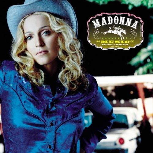Madonna – Music (LP)Madonna – Music – восьмой студийный альбом американской певицы Мадонны, выпущенный 18 сентября 2000 года.<br>