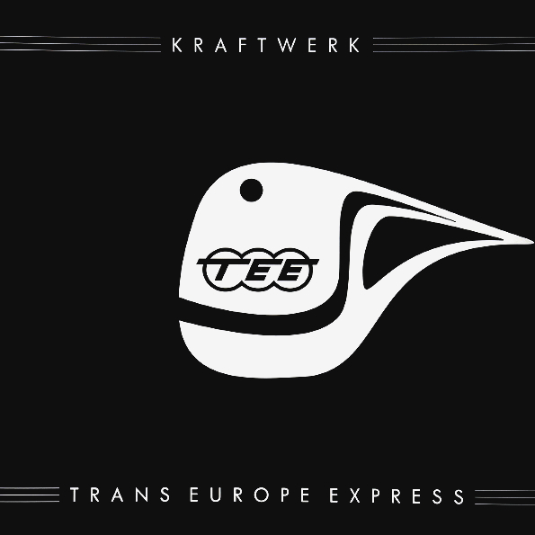 Kraftwerk – Trans Europe Express (LP) kraftwerk – trans europe express lp