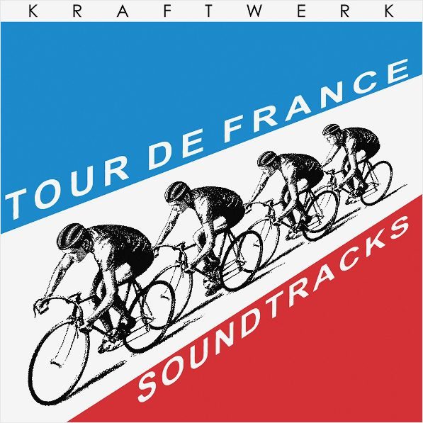 Kraftwerk – Tour De France (2 LP) kraftwerk – trans europe express lp