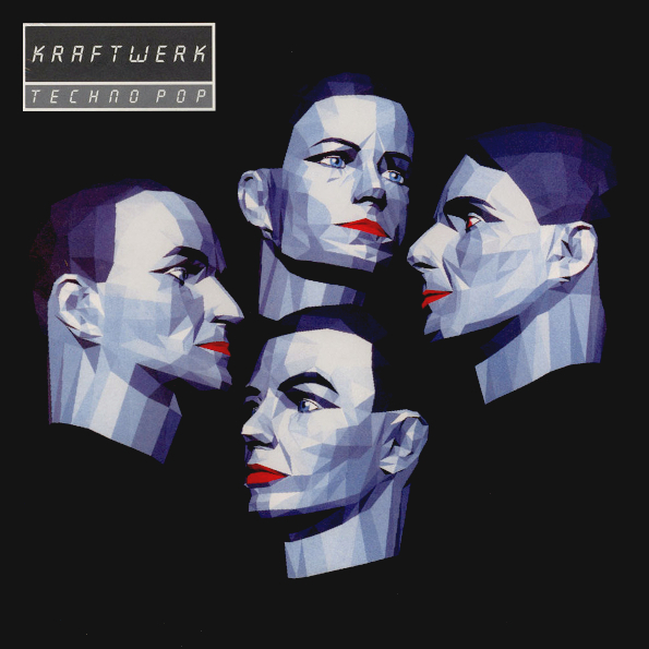 Kraftwerk – Techno Pop (LP) kraftwerk kraftwerk 3 d the catalogue 9 lp