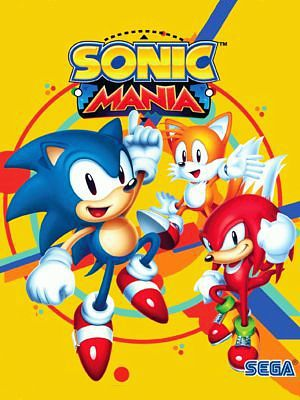 Sonic Mania (Цифровая версия)