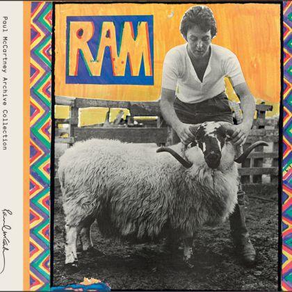 Paul McCartney – Ram (2 LP)Аудиофильное издание альбома Пола МакКартни – Ram 1971 года на двойном виниле, выпущенное в 2012 году.<br>