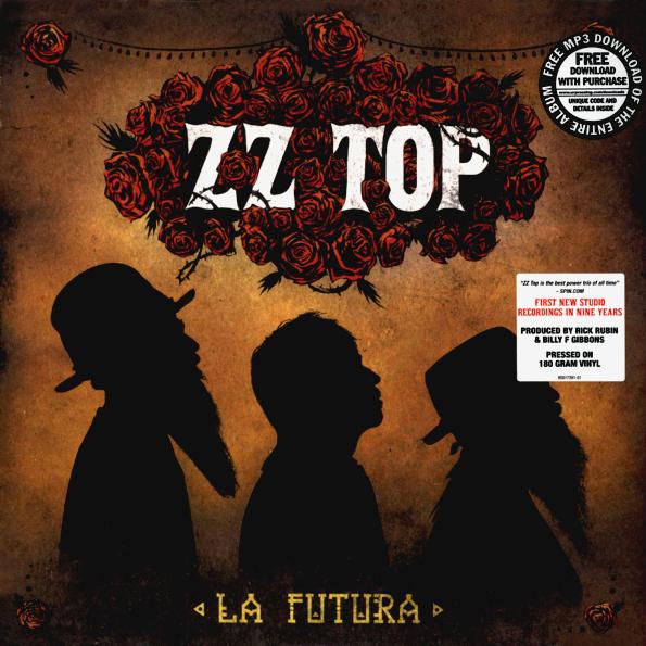 ZZ Top – La Futura (2 LP) volta la frame for la 208 top 2014