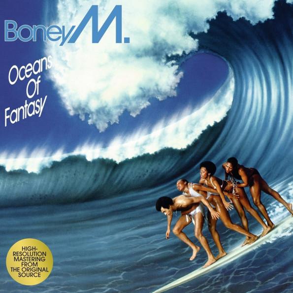 Boney M – Oceans Of Fantasy (LP)Альбом Oceans of Fantasy группы Boney M, вышедший в 1979 году является одним из успешных в карьере группы. Он возглавлял первое место в чартах Великобритании, а также получил платинового диска.<br>
