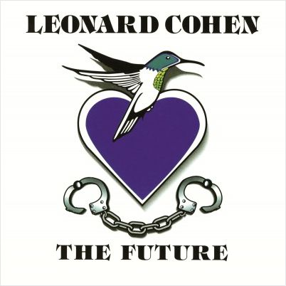 Leonard Cohen – Future (LP) leonard cohen poems
