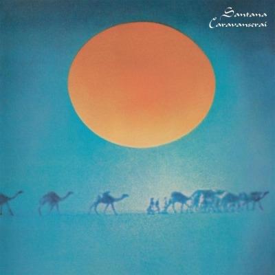 Santana – Caravanserai (LP)Caravanserai – четвертый студийный альбом Карлоса Сантаны, выпущенный в октябре 1972 года. Выход этого альбома стал поворотным в карьере музыканта.<br>