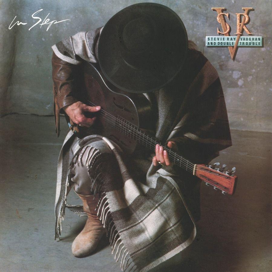 Stevie Ray Vaughan – In Step (LP)In Step – четвертый студийный альбом Стивена Рей Вона, одного из самых известных и влиятельных гитаристов в мире.<br>