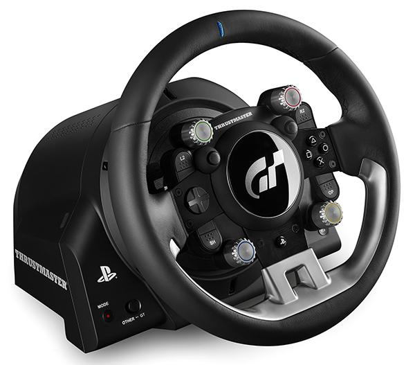 Руль Thrustmaster T-GT для PS4 / PC