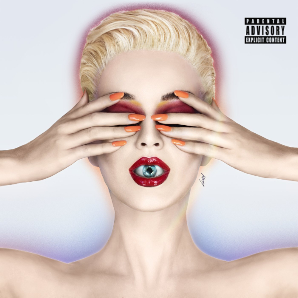 Katy Perry – Witness (CD)