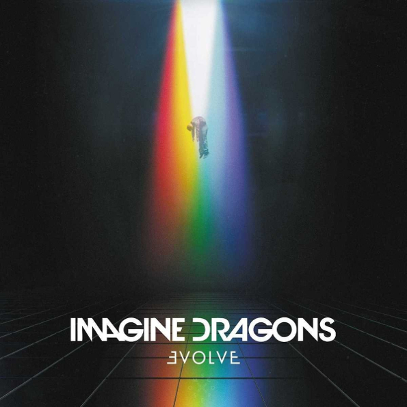 Imagine Dragons – Evolve (CD) imagine dragons lucca