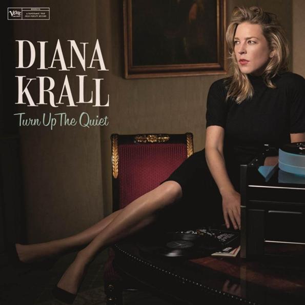 Diana Krall – Turn Up The Quiet (2 LP)Turn Up The Quiet – альбом джазовой певицы Дайаны Кролл, вышедший в мае 2017 года на лейбле Verve Records.<br>