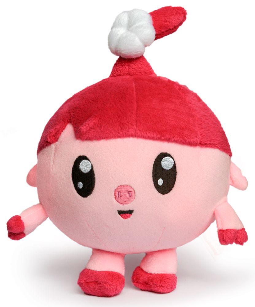 Мягкая игрушка Малышарики: Нюшенька (25 см) мягкая игрушка малышарики нюшенька 25 см