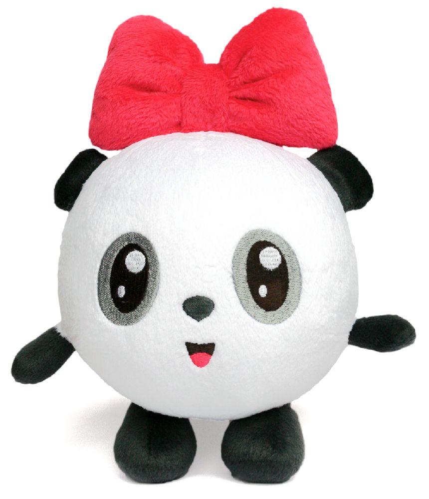 Мягкая игрушка Малышарики: Пандочка (25 см) мягкая игрушка малышарики нюшенька 25 см