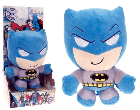 Мягкая игрушка DC: Batman (20 см)Мягкая игрушка DC: Batman, созданная по мотивам вселенной CD, воплощает собой одного из самых известных супергероев – Бэтмена.<br>