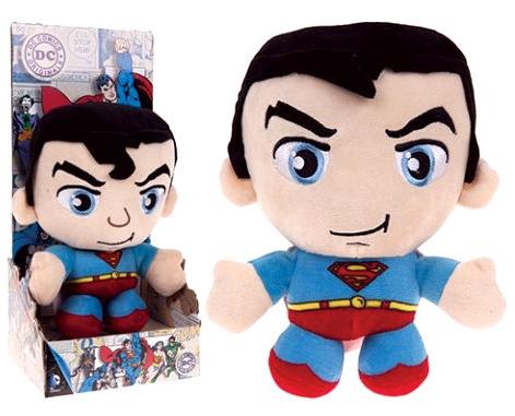 Мягкая игрушка DC: Superman (20 см)Мягкая игрушка DC: Superman, созданная по мотивам вселенной CD, воплощает собой одного из самых известных супергероев – Супермена.<br>