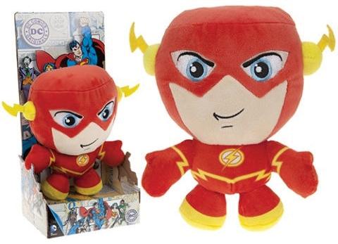 Мягкая игрушка DC: The Flash (20 см)Мягкая игрушка DC: The Flash, созданная по мотивам вселенной CD, воплощает собой одного из самых известных супергероев – Флеша.<br>