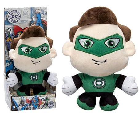 Мягкая игрушка DC: The Green Lantern (20 см)Мягкая игрушка DC: The Green Lantern, созданная по мотивам вселенной CD, воплощает собой одного из самых известных супергероев – Зеленого Фонаря.<br>