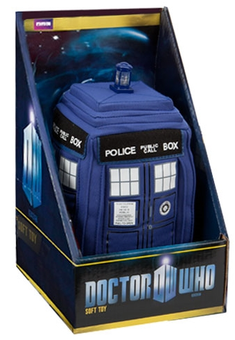 Мягкая игрушка Doctor Who: Tardis (20 см)