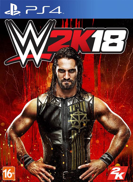 WWE 2K18 [PS4] wwe рей мистерио маска купить в москве