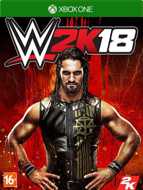 WWE 2K18 [Xbox One]Следуя по стопам чрезвычайно успешного сезона WWE 2K17, завоевавшего любовь игроков и признание критиков в прошлом году, WWE 2K18 обещает стать новой жемчужиной всемирно известной серии.<br>