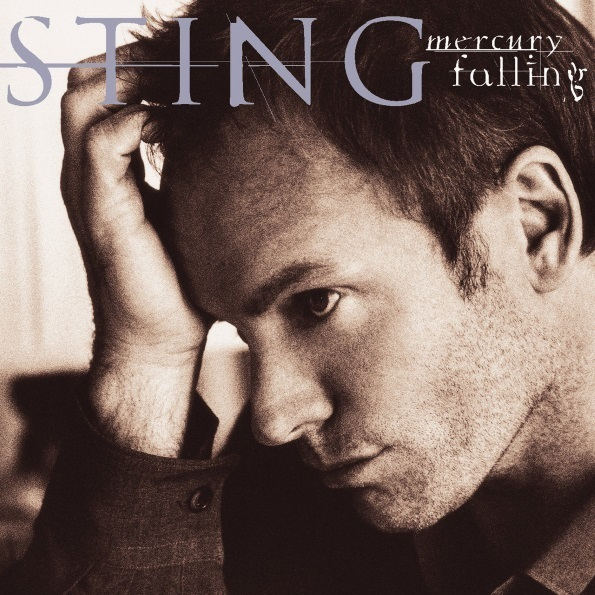 Sting – Mercury Falling (LP) sting sting the complete studio collection 16 lp