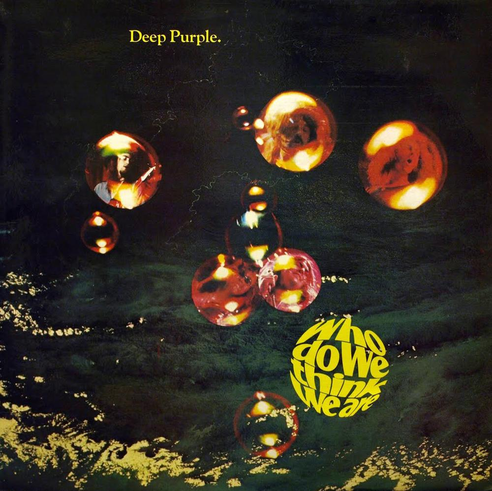Deep Purple – Who Do You Think We Are (LP) you do