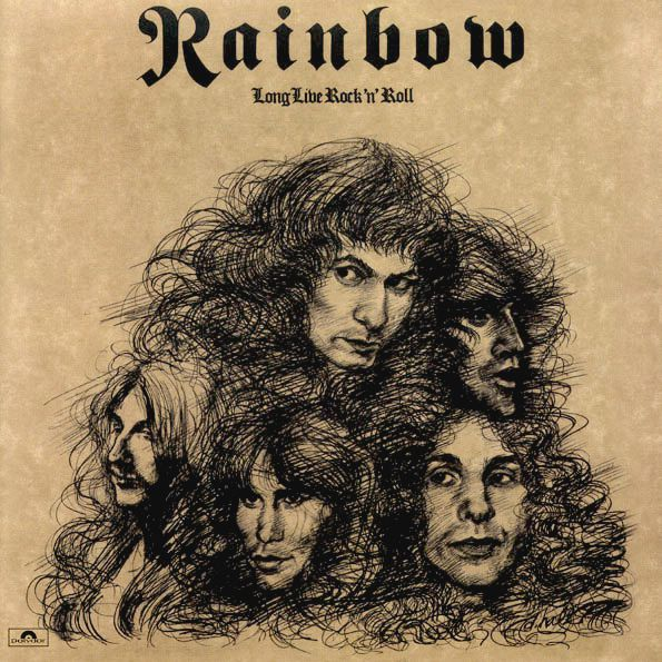 виниловая пластинка rainbow long live rock n roll Rainbow – Long Live Rock'N'Roll (LP)