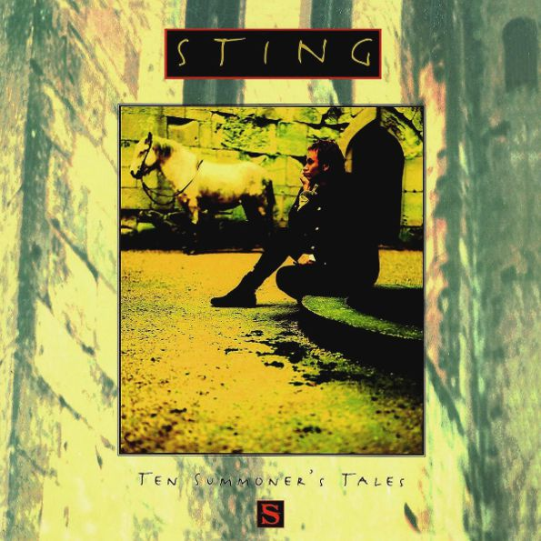 Sting – Ten Summoner's Tales (LP) david m r covey trap tales