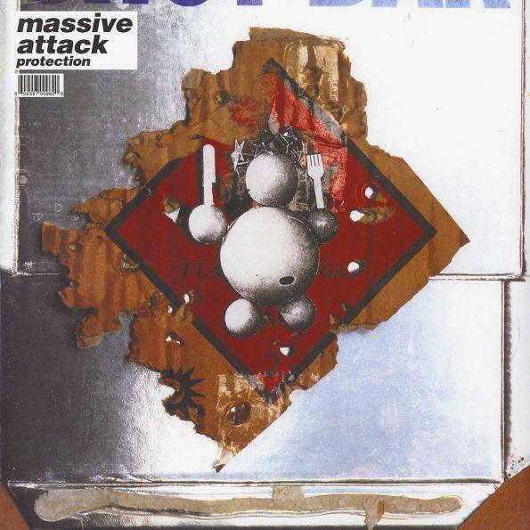 Massive Attack – Protection (LP)Protection – второй студийный альбом бристольского коллектива Massive Attack, вышедший в 1994 году.<br>