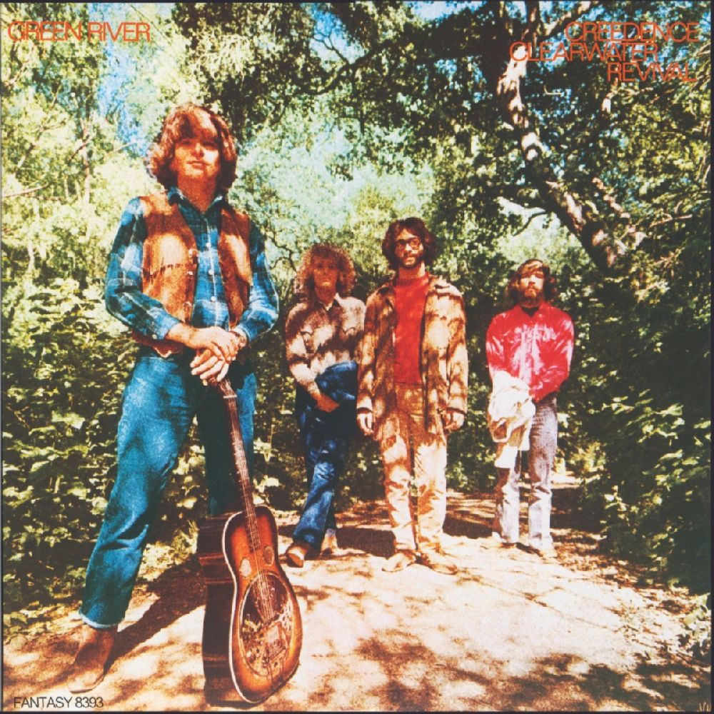 Creedence Clearwater Revival – Green River (LP) king s revival