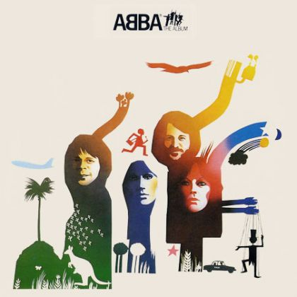 ABBA – The Album (LP) виниловая пластинка guano apes bel air 2 lp