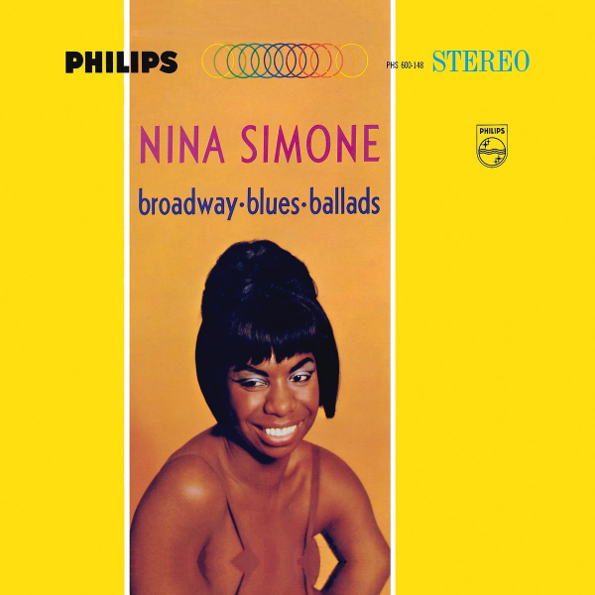 Nina Simone – Broadway, Blues, Ballads (LP)Broadway, Blues, Ballads – переиздание студийного альбома американской певицы Нины Симон, вышедшего в 1964 году на лейбле Philips<br>