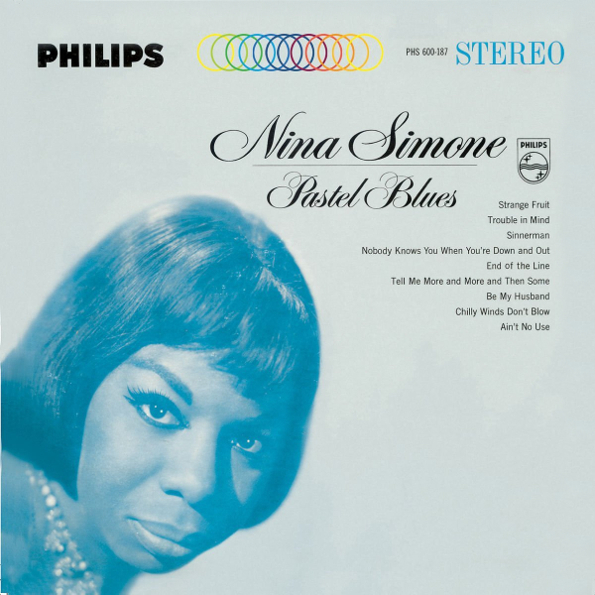 Nina Simone – Pastel Blues (LP)