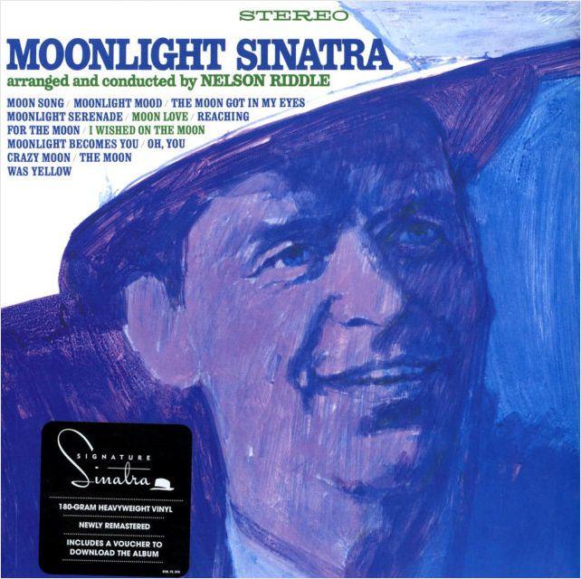 Frank Sinatra – Moonlight Sinatra (LP)Moonlight Sinatra – студийная работа Фрэнка Синатры, выпущенная в 1966 году. Луна – центральный образ всех песен альбома.<br>