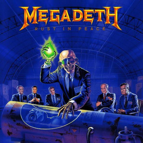 Megadeth – Rust In Peace (LP)Megadeth – переиздание четвертого студийного альбома американской трэш-метал группы Megadeth. Пластинка имеет платиновый статус.<br>