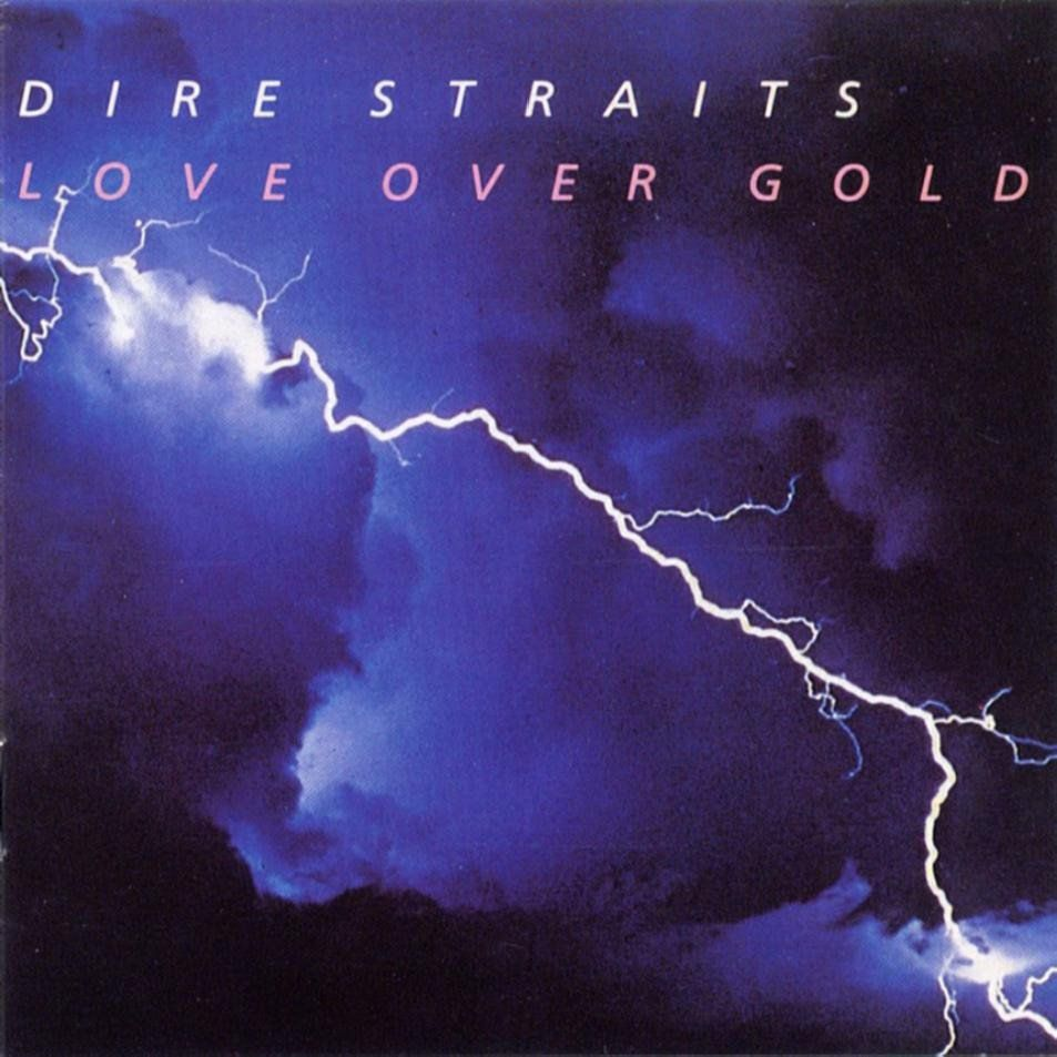 Dire Straits – Love Over Gold (LP) dire needs