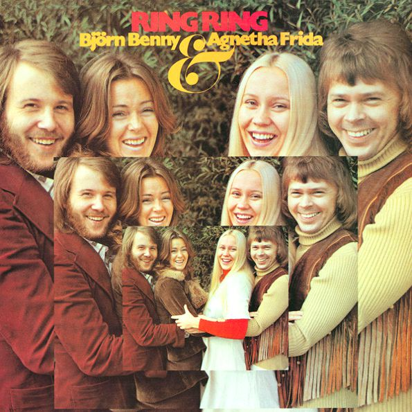 ABBA – Ring Ring (LP) abba abba ring ring