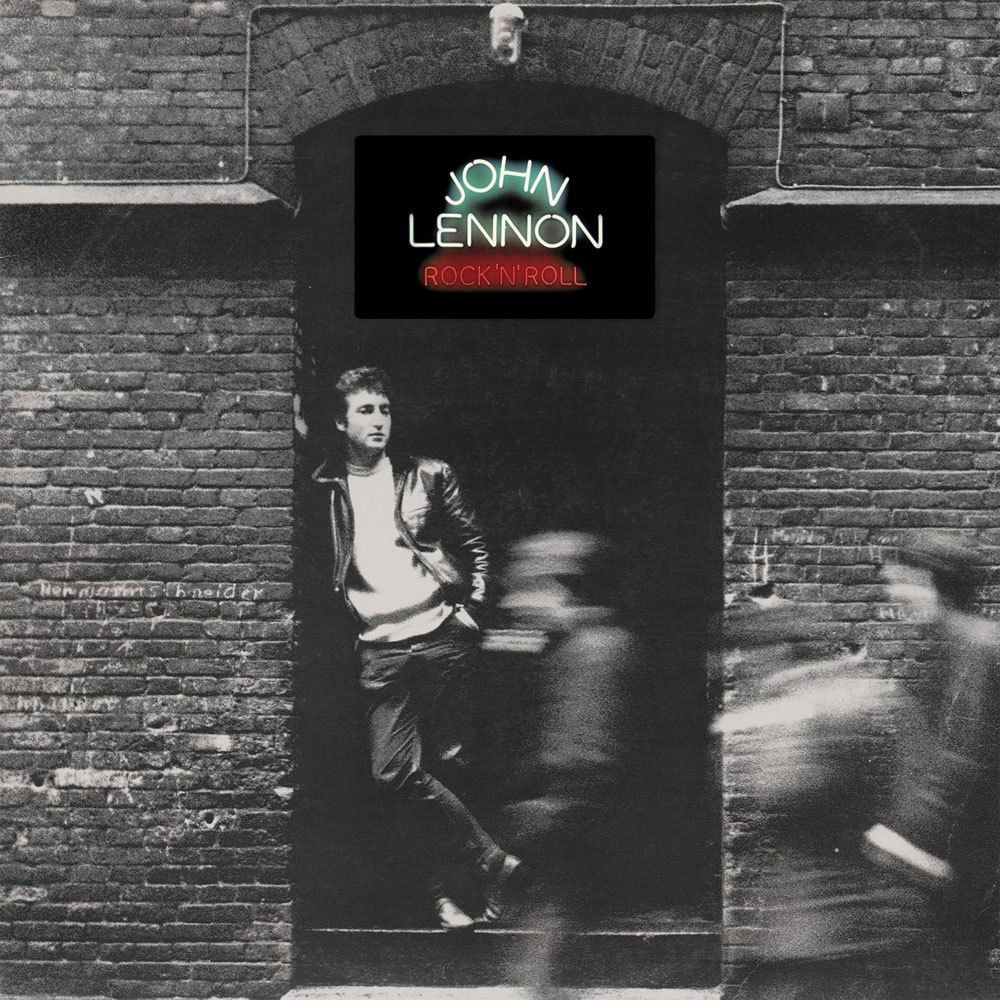 John Lennon – Rock'N'Roll (LP) джон леннон john lennon lennon 9 lp