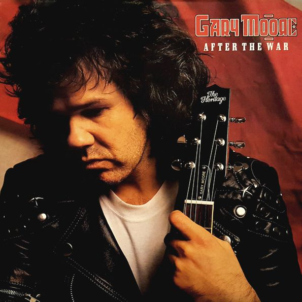 Gary Moore – After The War (LP) cd gary moore the rock collection