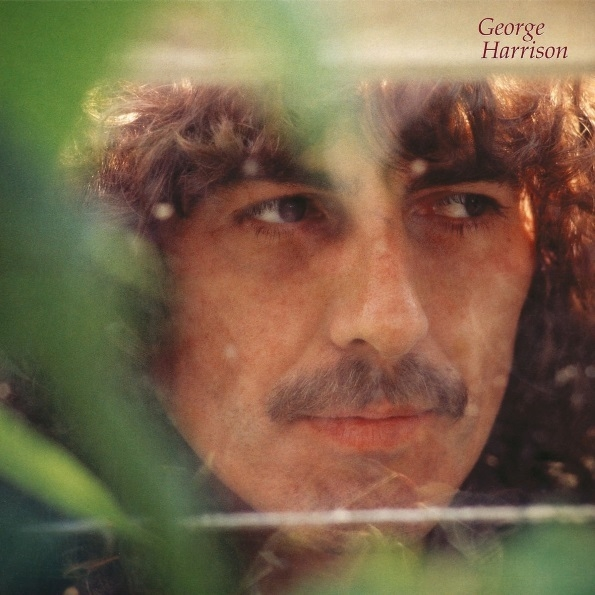 George Harrison – George Harrison (LP) george harrison george harrison dark horse