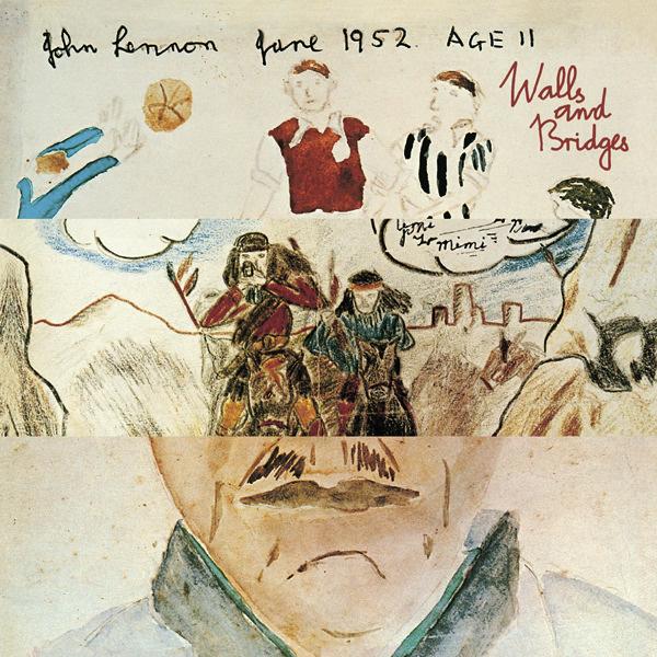 John Lennon – Walls And Bridges (LP)