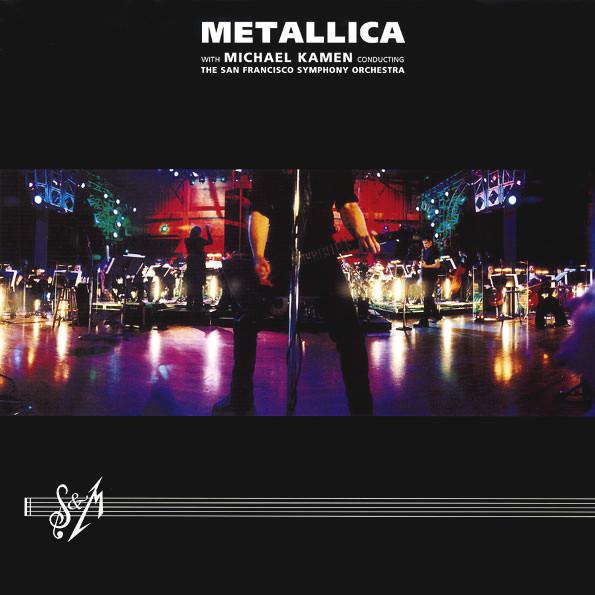 Metallica – S&amp;M (3 LP)S&amp;amp;M – сборник американской рок-группы Metallica, вышедший в 2015 году. Включает три виниловых пластинки с концертным выступлением группы.<br>