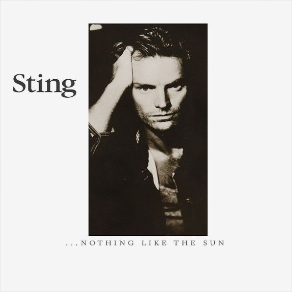 Sting – Nothing Like The Sun (2 LP) sting sacred love 2 lp